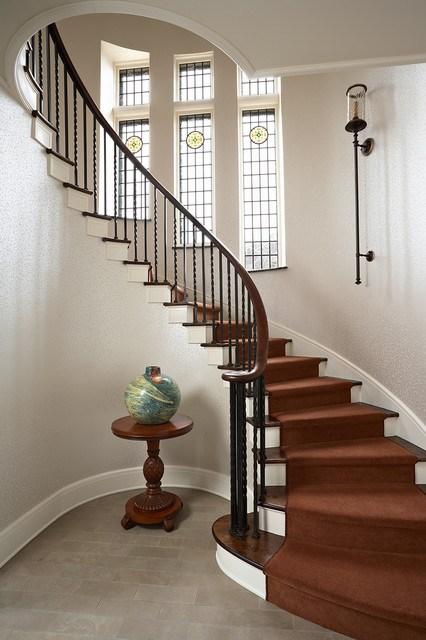 Home Designs Duplex House Staircase Designs   Staircase Design For Duplex   Unique   Wood   Space   False Ceiling   Contemporary