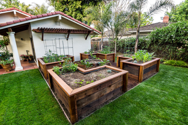 How Do I Make Raised Garden