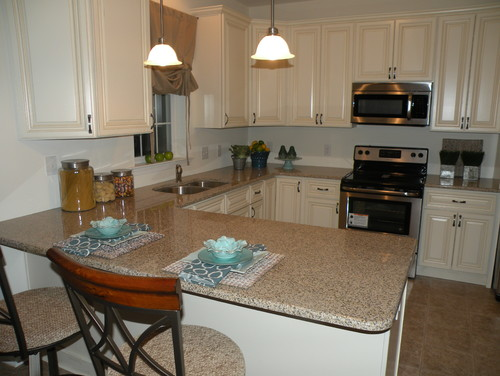 Different Options Kitchen Countertops