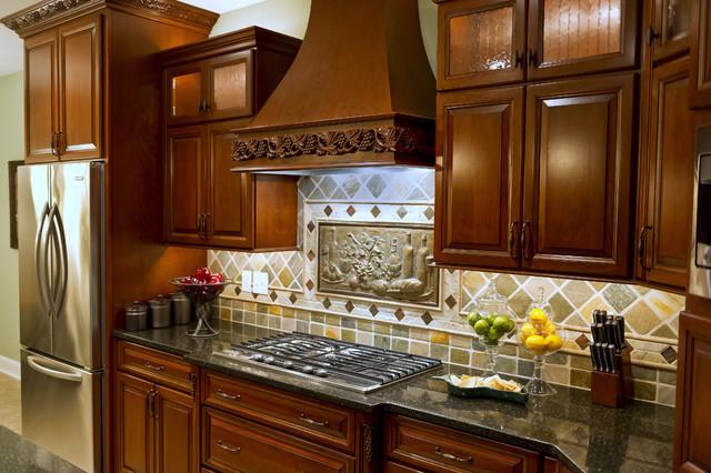 Wexford Hills Williamsburg Va Traditional Kitchen Richmond By Virginia Maid Kitchens