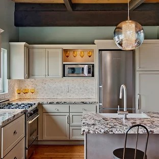 Cottage Style Kitchen Cabinets Houzz