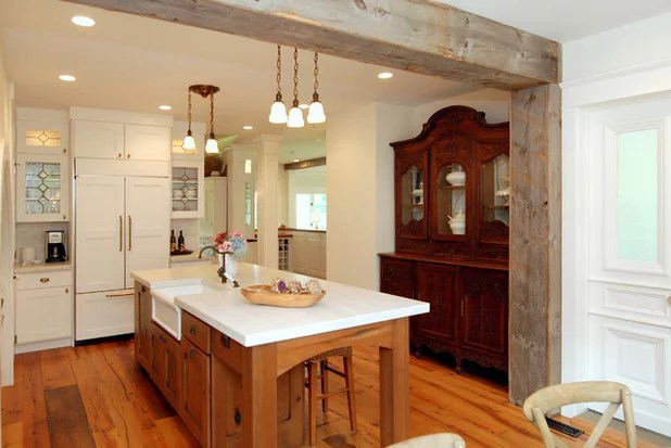 Supporting Load Bearing Wall Kitchen