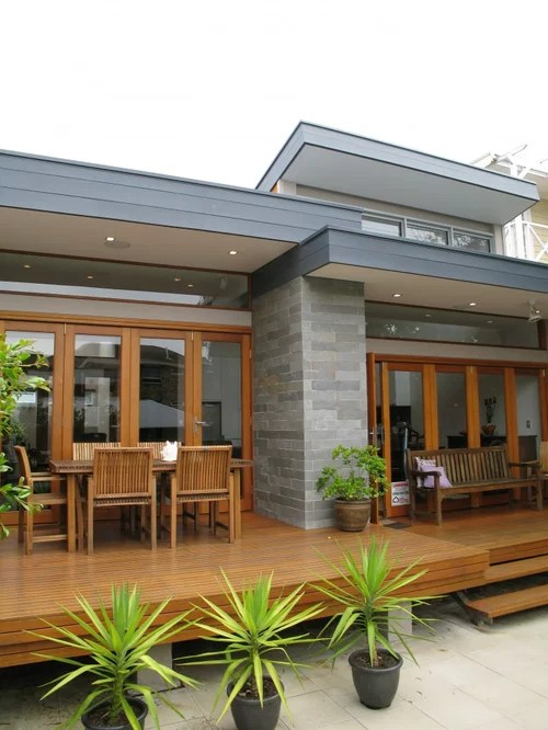 Roof Parapet Wall Home Design Ideas Pictures Remodel And