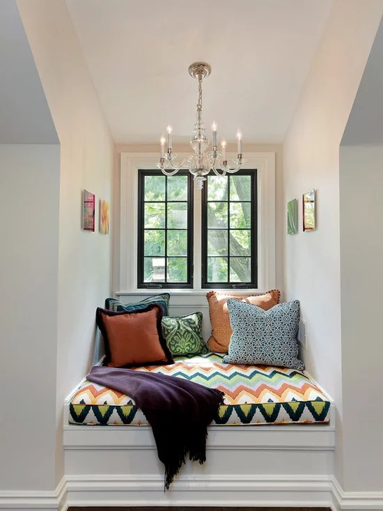 Dormer Window Seat Houzz