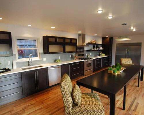 Long Narrow Kitchen Houzz