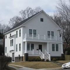 Red House Architects Arlington Va Us 22201