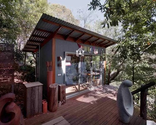 Garden Small Ideas Shed