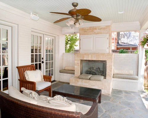 Fireplace Seating Home Design Ideas Pictures Remodel And