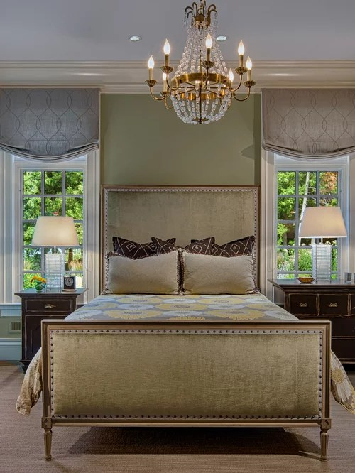 Relaxed Roman Shade Valance Home Design Ideas Pictures