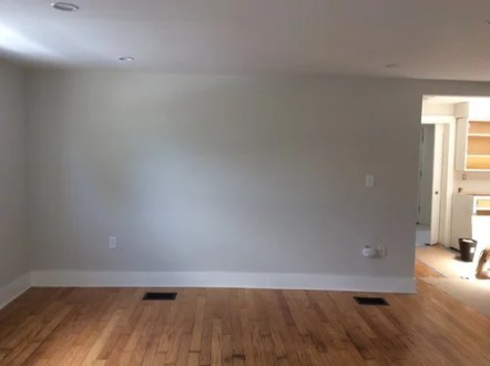 Shiplap and Uneven Walls Floors
