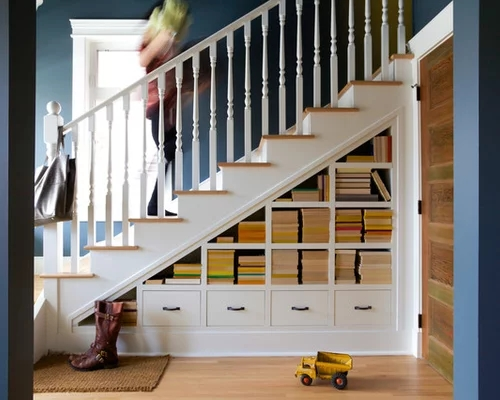 Home Design Under Stairs Homeriview | Stairs In Home Design | Wall | Luxury | Creative | Home Out | Ultra Modern