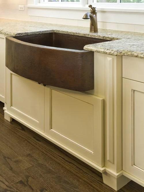 Copper Farm Style Sinks