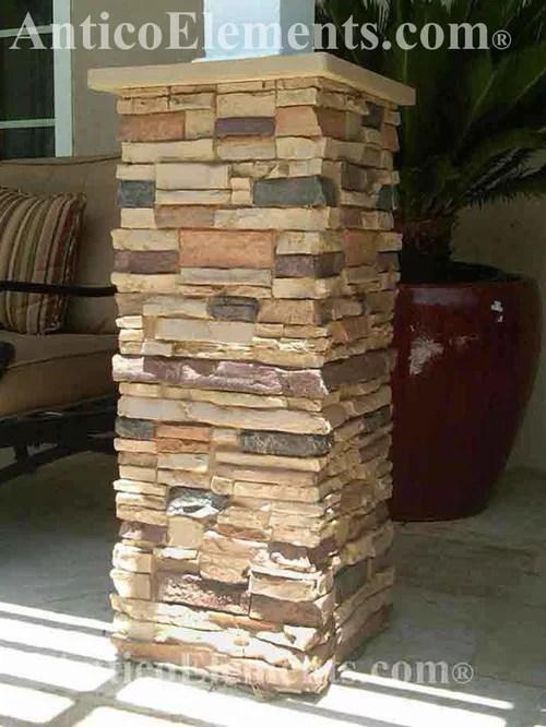 Metal Front Porch Columns