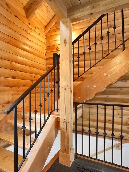 Interior Wrought Iron Stair Railing Ideas Amp Photos Houzz