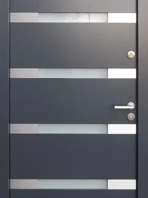 Modern Wood In Stock Exterior Doors Size W 42 Quot X H 84