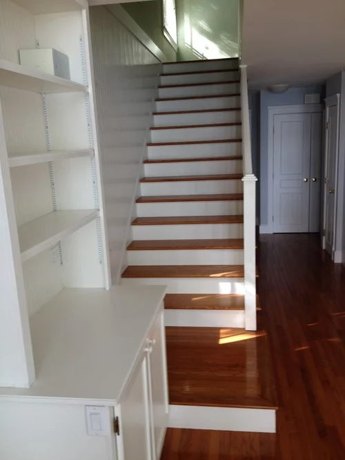 Need Help Enclosing A Staircase That Leads To A Master Bedroom | Spiral Staircase Into Loft | Attic Stairs | Ladder | Bedroom | Space Saver | Staircase Ideas