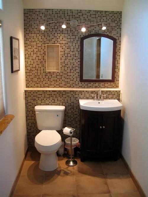 Bathroom Vanity Light Over Just Vanity Or Centered On