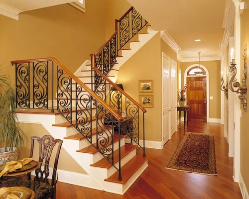 Restrained Gold Houzz