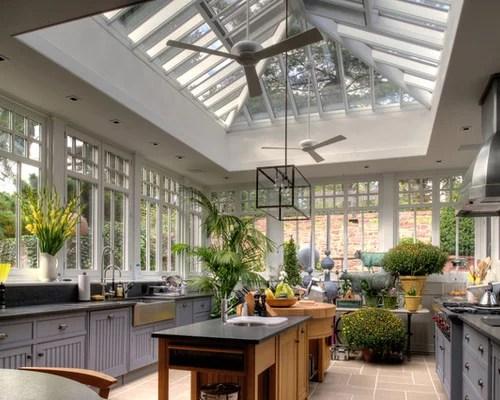 Conservatory Kitchen Houzz