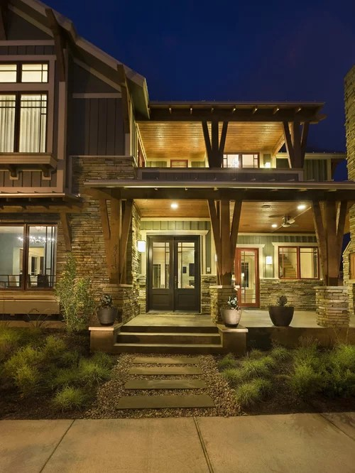 Exterior Front Entry Ideas