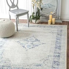 50 Most Popular 5 x 7 Area Rugs for 2018   Houzz nuLOOM   Massey Area Rug  5 x7 5