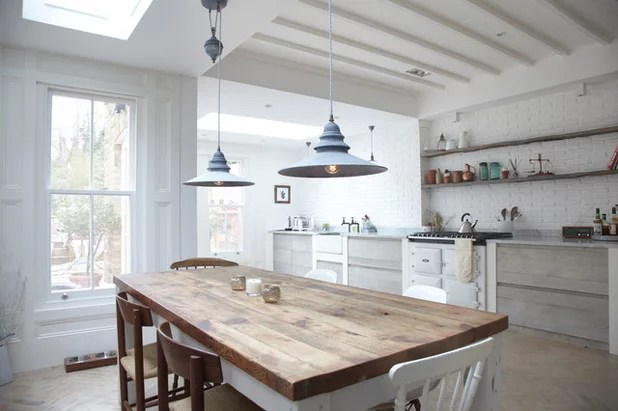 10 Reasons To Consider A Kitchen Table Instead Of An Island