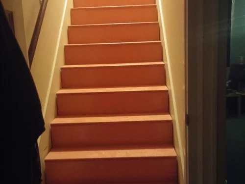 How To Fix Painted Chipboard Stair Treads   Pre Stained Stair Treads   Stain Wood   Luxury   Natural Wood   Step   Gray Wood