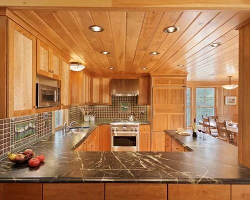 G Shaped Kitchen Home Design Ideas Renovations Amp Photos