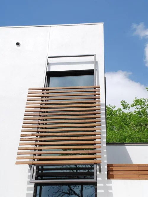 Wooden Slats Home Design Ideas Pictures Remodel And Decor
