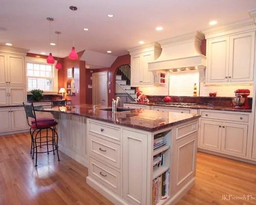 Red Granite Kitchen Home Design Ideas Pictures Remodel