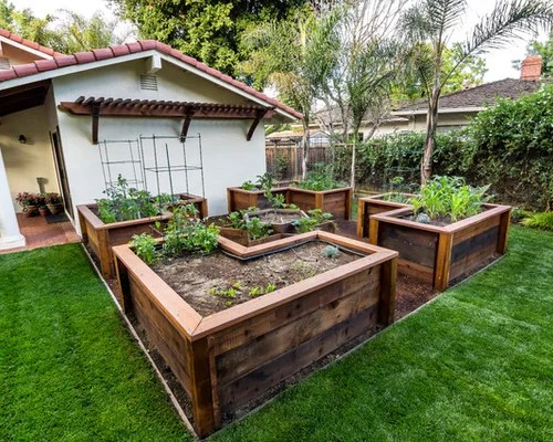 Above Ground Garden