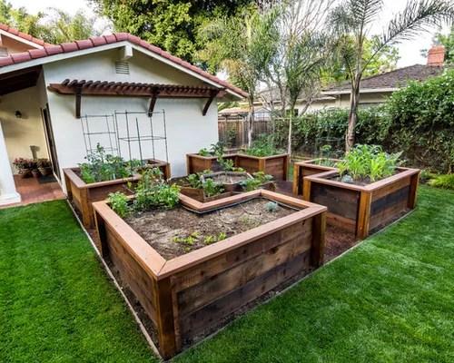 Above Ground Garden Plans