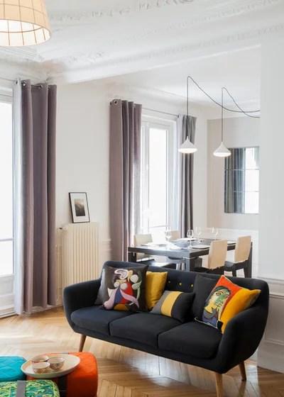 Warum Sie Ihr Sofa jetzt von der Wand wegrücken sollten