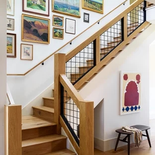 75 Beautiful Staircase Pictures Ideas September 2020 Houzz | Staircase Inside House Design | Spiral Stair Case | Stair Railing | Modern Staircase Ideas | Steel | Staircase Makeover