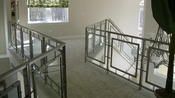 Best 15 Stair And Railing Contractors In West Chester Pa Houzz | Stainless Steel Handrails Near Me | Metal | Cable Railing | Glass Railing Systems | Relaxdays Stainless | Staircase Railing
