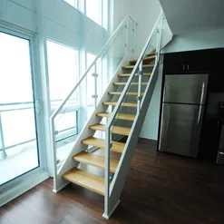 Deluxe Stair Railing Ltd Pickering On Ca L1W 3X9 Houzz | Deluxe Stair And Railing | Stainless Steel Stairs | Houzz | Barclay Hollywood | Mg Alloy | Interior Stair
