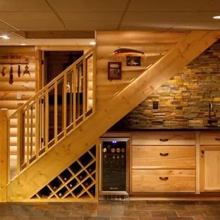 Bar Under Stairs Houzz   Mini Bar Under Stairs Design   Stairs Cupboard   Escaleras   Interior Design   Basement Stairs   Stair Storage
