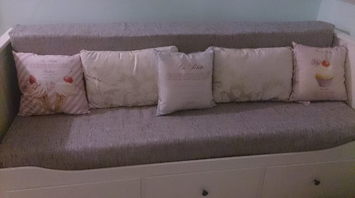 Wedge Cushion For Daybed Back