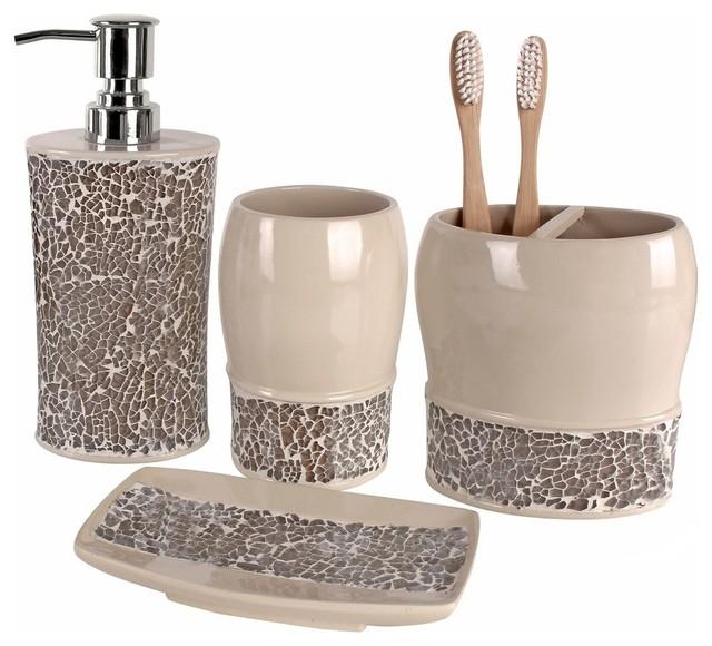Bathroom Tumbler Sets