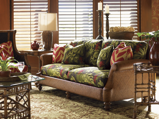 Tropical Living Room Furniture Zion Star Zion Star