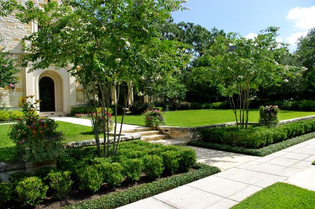 Landscape Design Houston