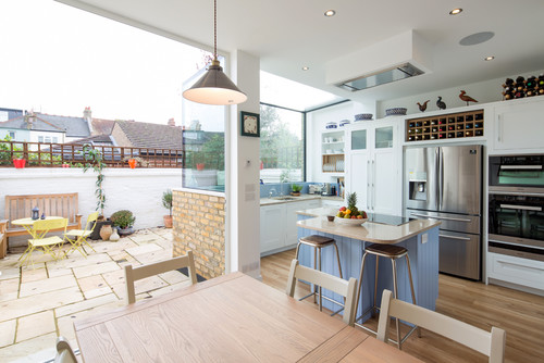 Small Kitchen Design Edinburgh