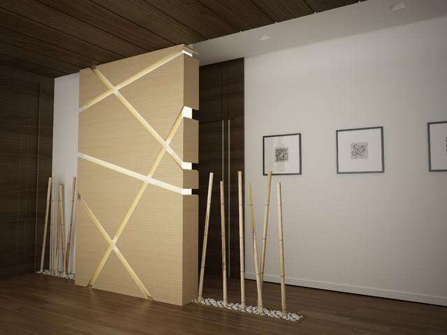 Bamboo Sticks Home Decor