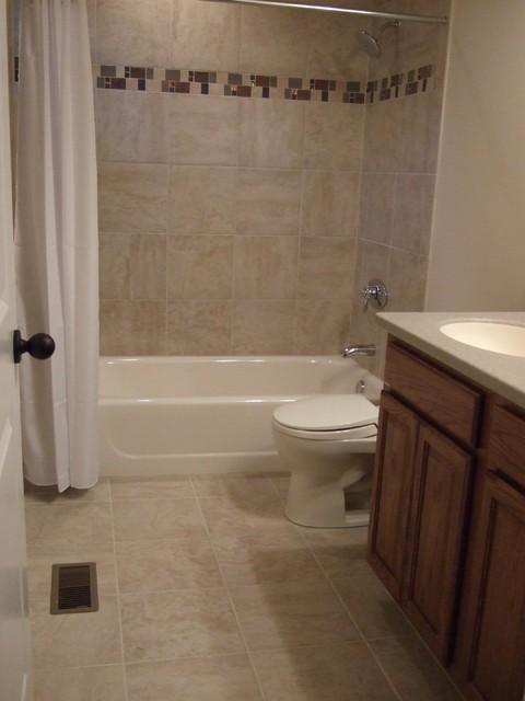 1970 S Bathroom Remodel Modern Bathroom Raleigh By