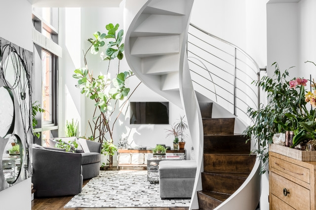 10 Staircase Designs For Small Spaces | Small Stairs For Small Spaces | Design | Small Apartment | Small Living Area | Compact | Tiny House
