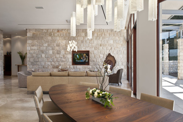 Modern Chandeliers Living Room