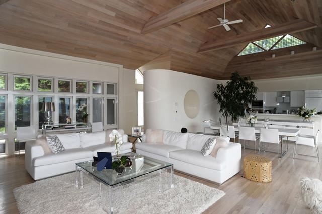 Living Room East Hampton