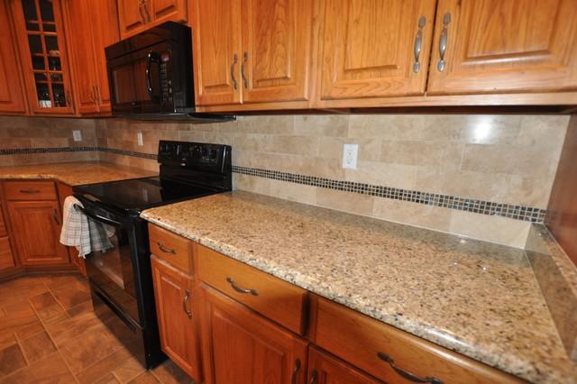 Kitchen Countertops Backsplashes Pictures