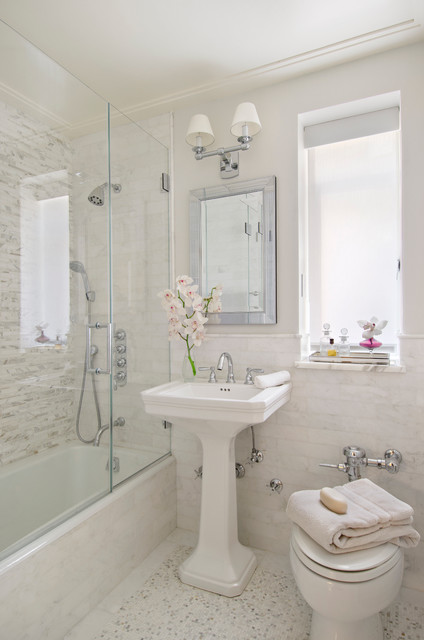 Modern Traditional Traditional Bathroom Miami By