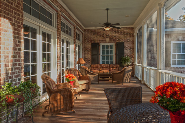 Back Porch Vista